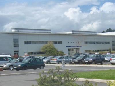 hôpital de saint brieuc