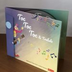 CD musical Toc toc toc et tralala